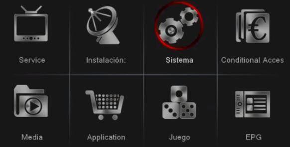Edision Piccollino S2 firmware manual