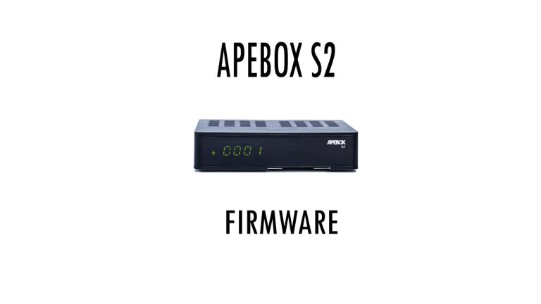 Apebox-S2-Firmware