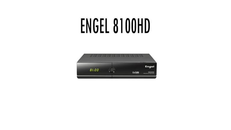 Engel-8100Hd