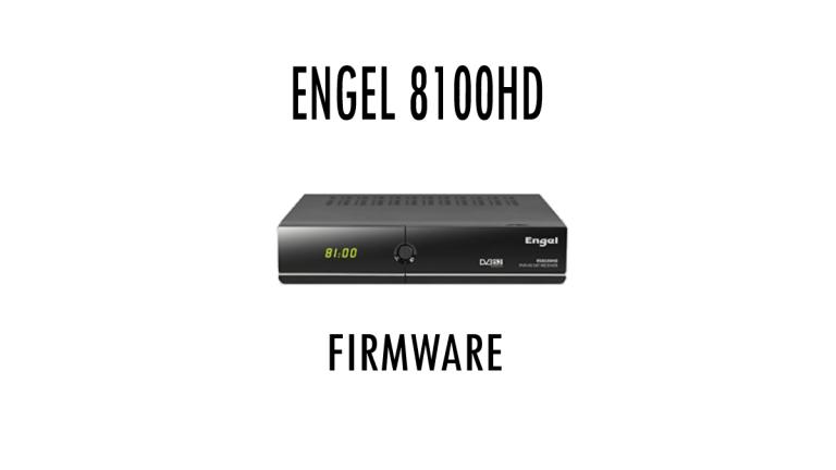 Engel 8100 firmware