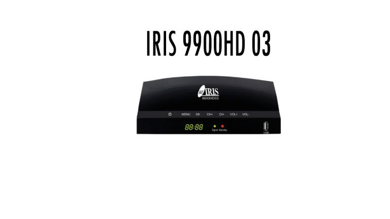 IRIS 9900 HD 03