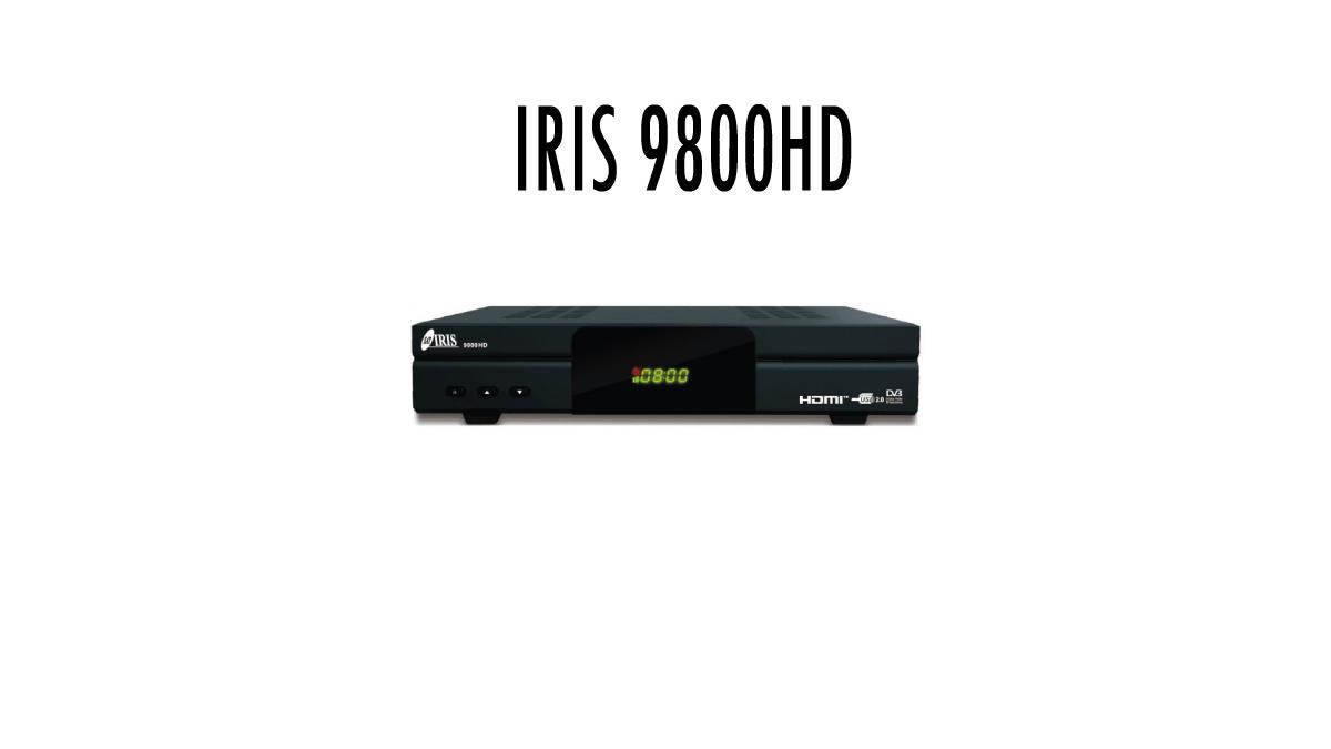 Iris 9800HD