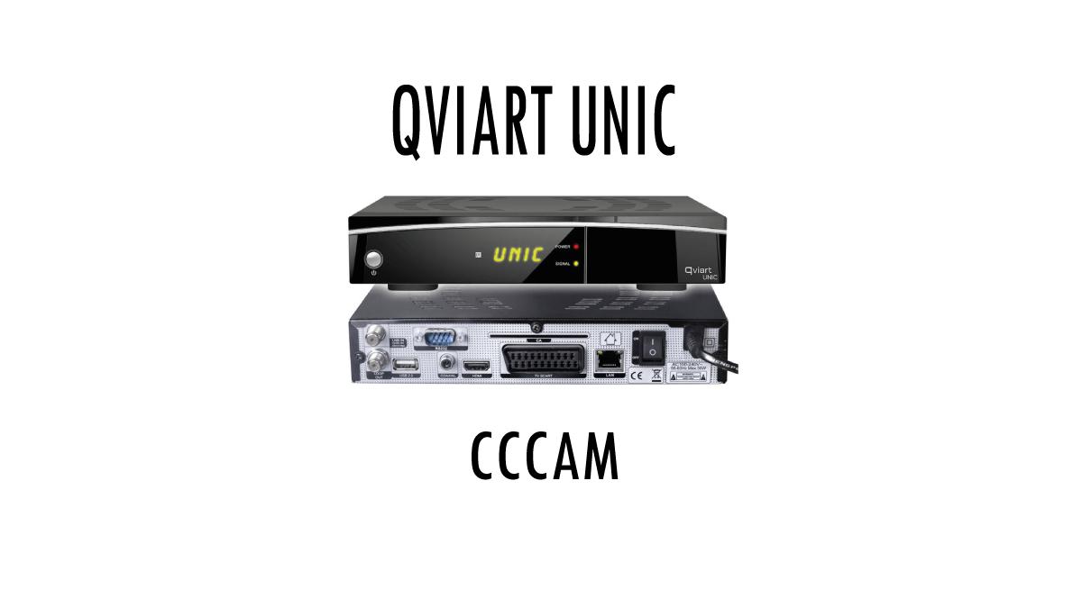 Qviart Unic CCCAM