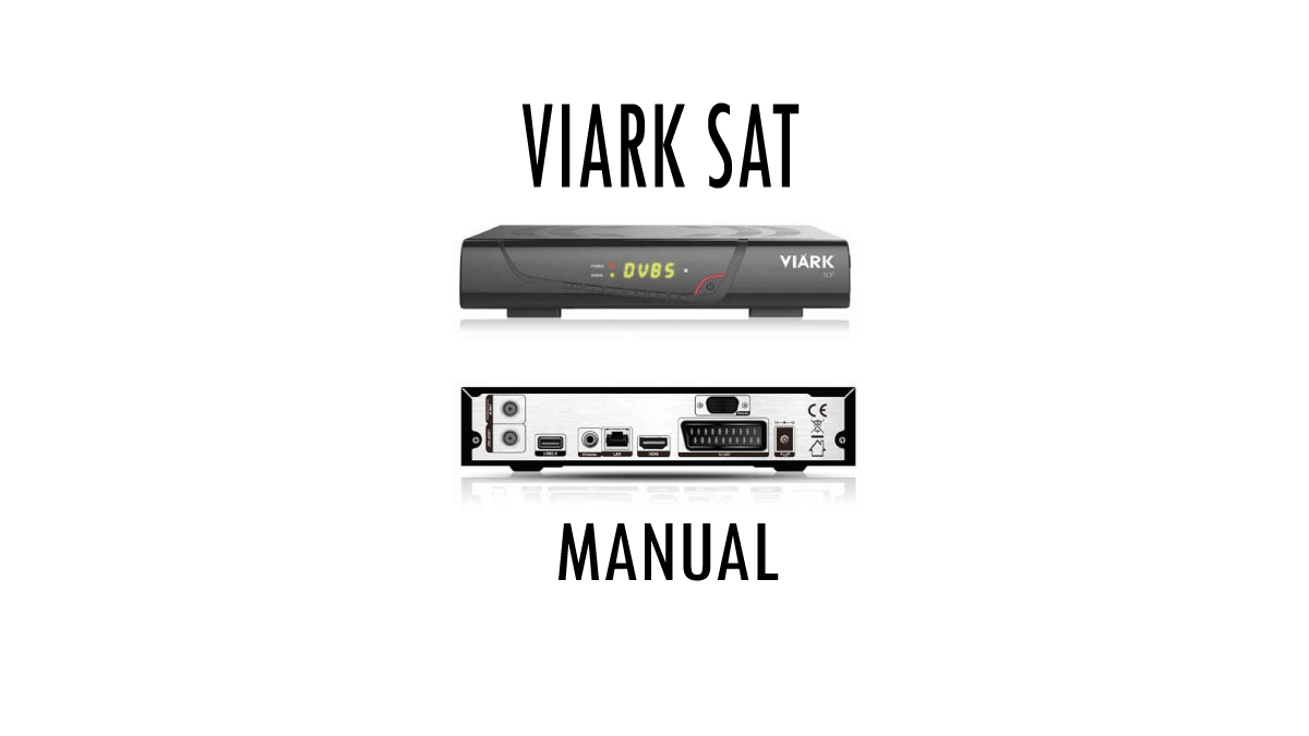 Viark sat manual