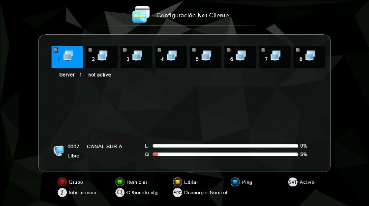 APEBOX C2 CCCAM