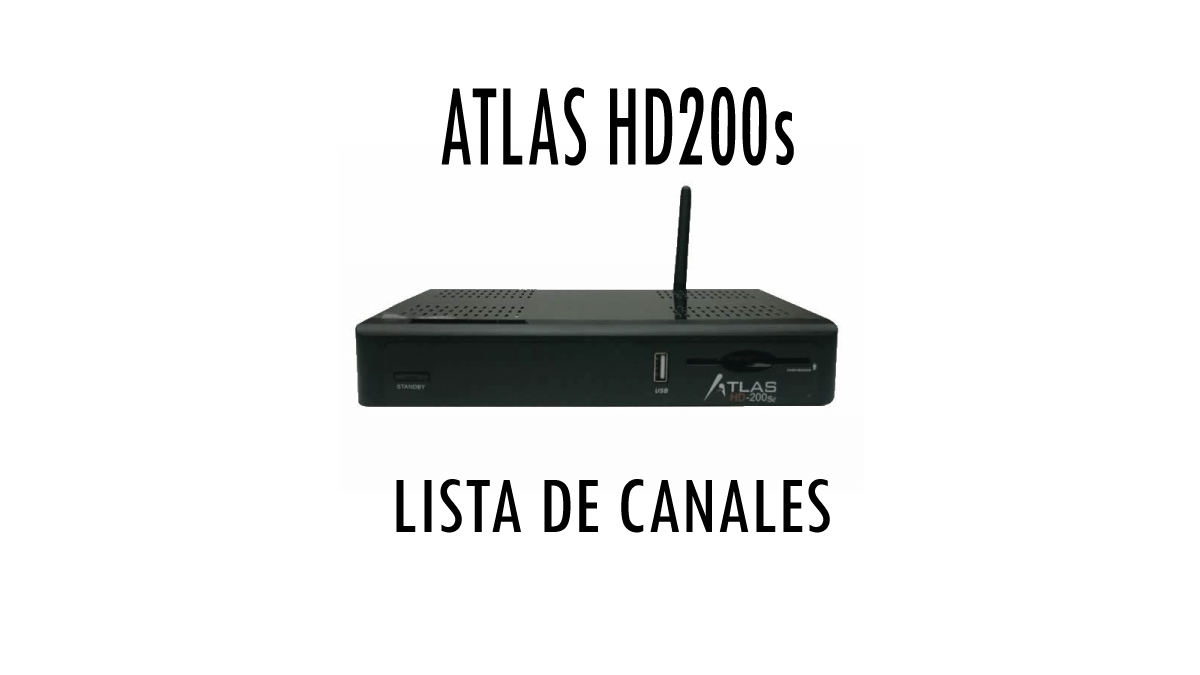 Atlas HD200S