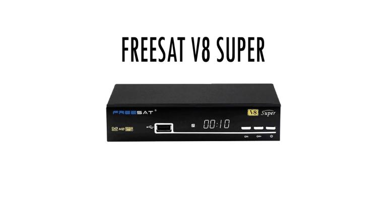 freesat v8 super