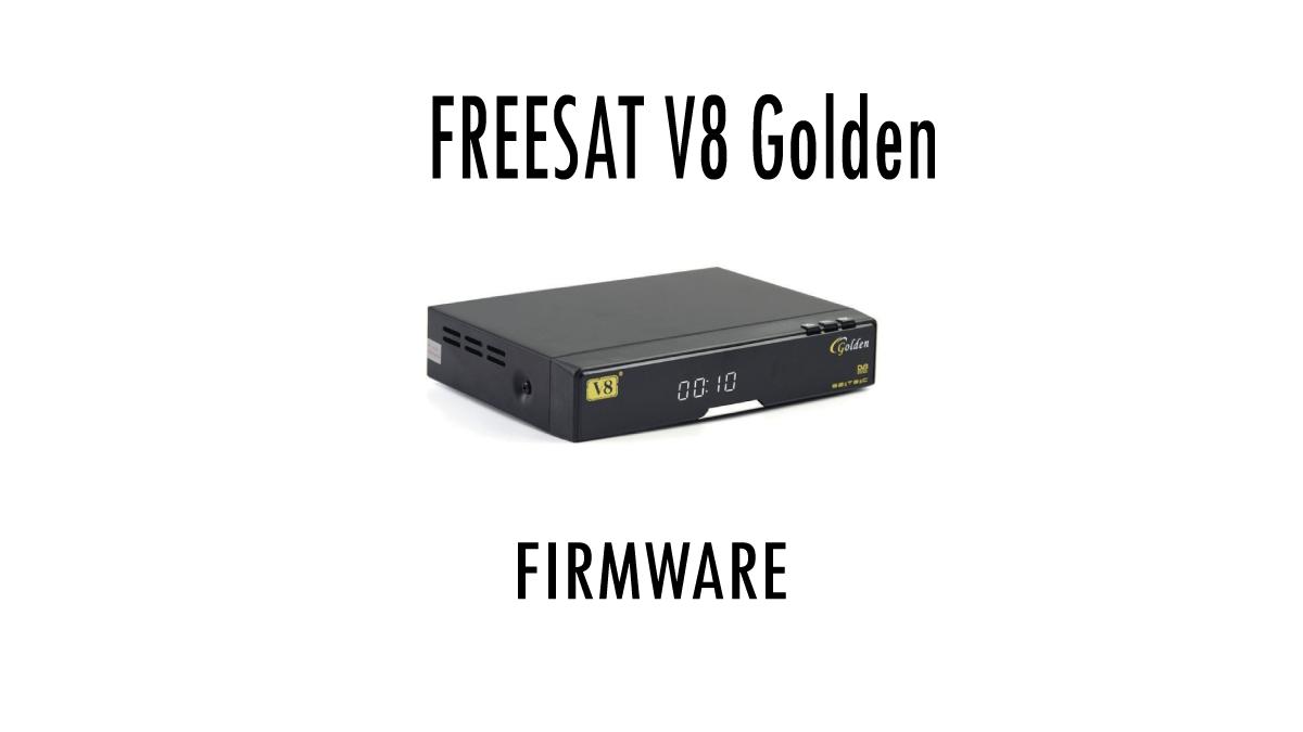 Freesat v8 Golden