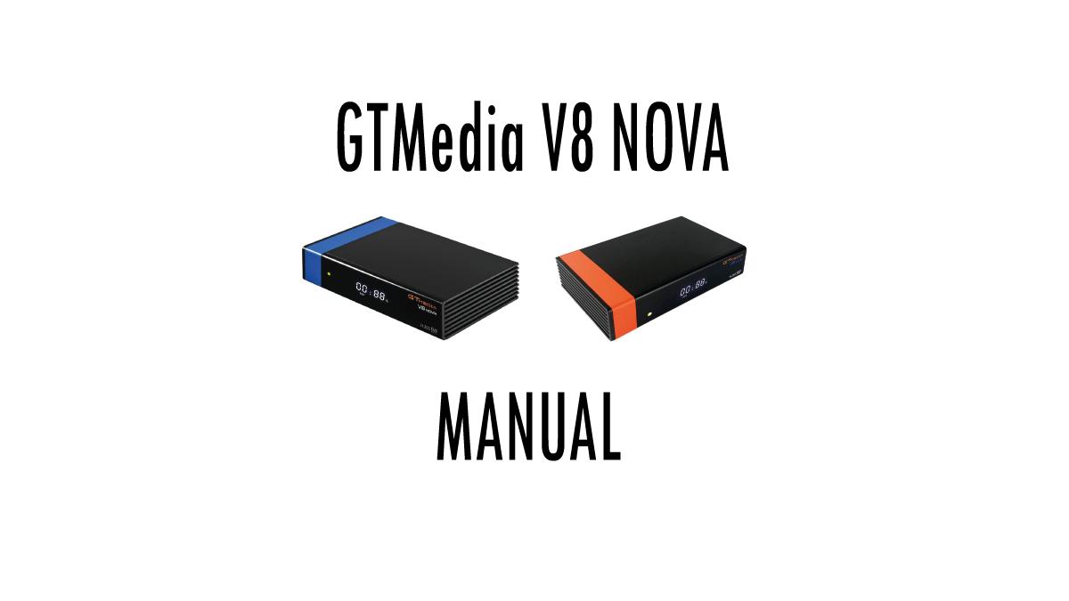 GTMEDIA V8 Manual