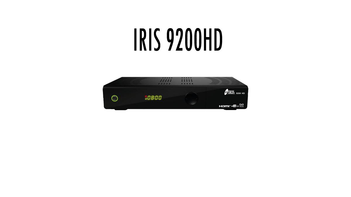 IRIS-9200 HD