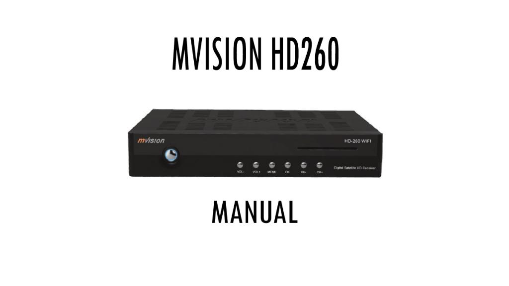 mivison hd260
