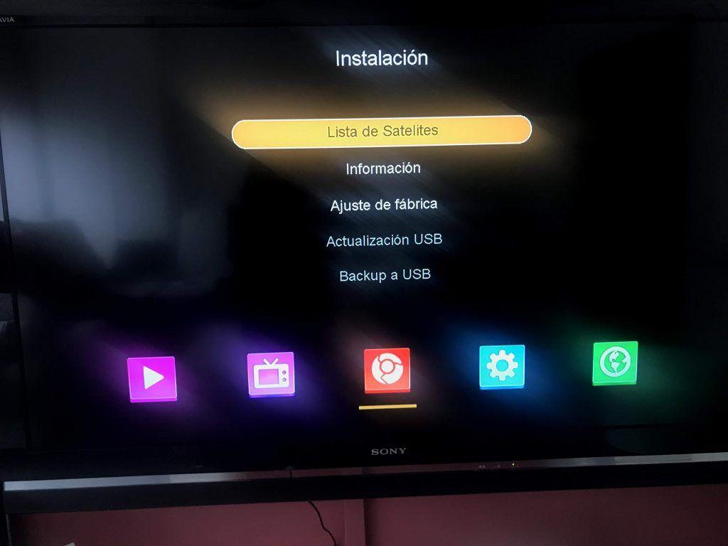 MANUAL Añadir canales nuevos