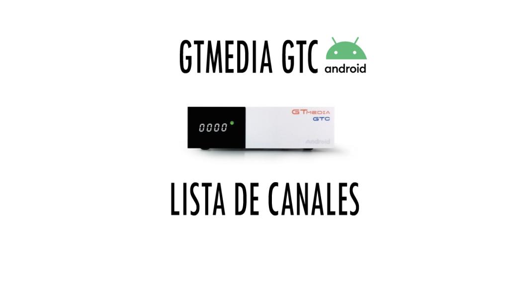 GTMEDIA GTC Android