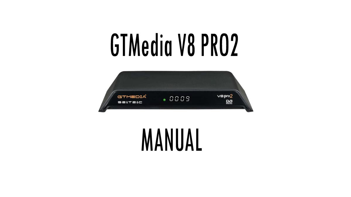 GTMEDIA V8 PRO2