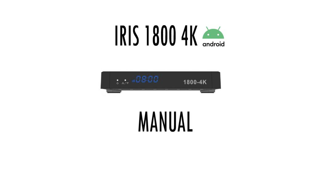 IRIS 1800 4K ROOT