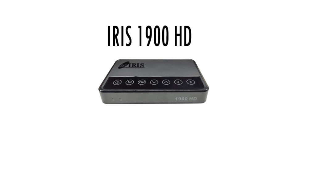 IRIS 1900 Hd