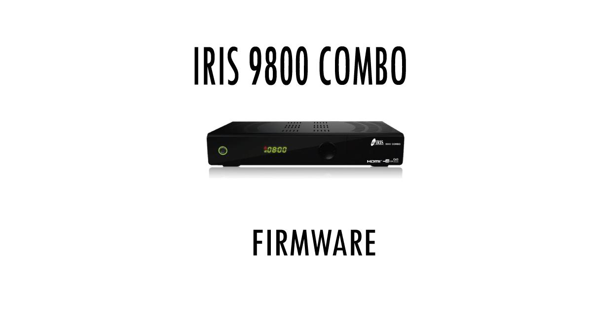 iris 9800 hd combo