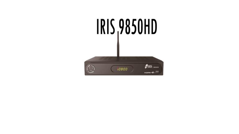 Iris-9850 HD