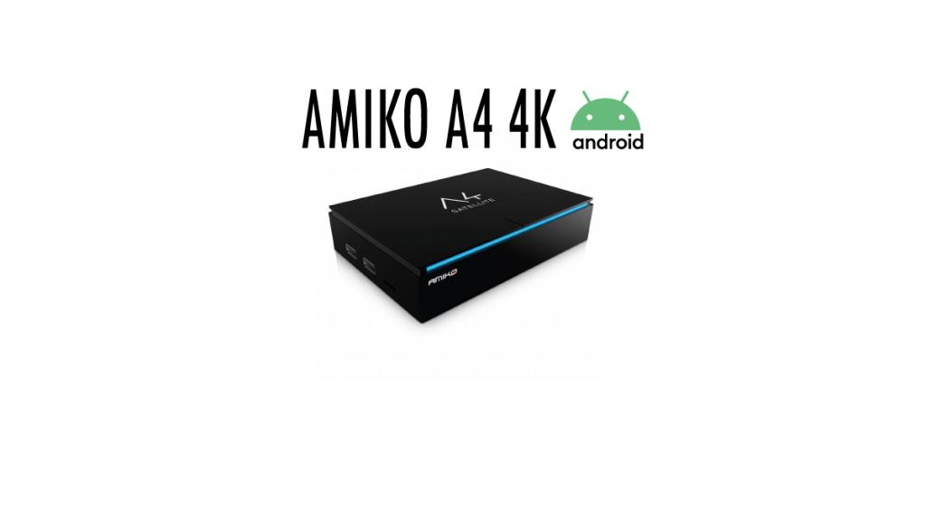 AMIKO A4 4K