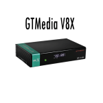 GTMEDIA V8X firmware