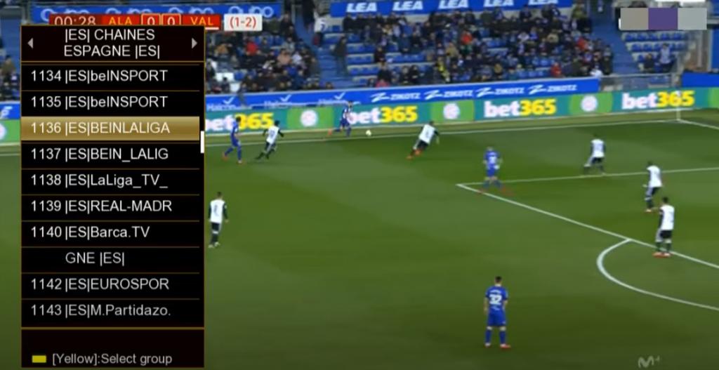 gtmedia v9 iptv futbol