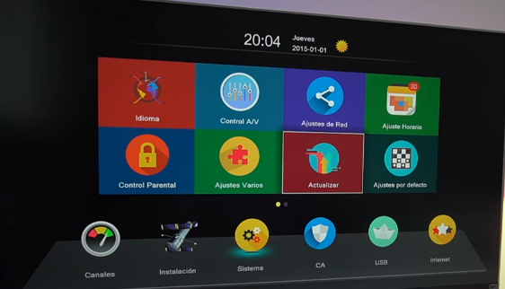 APEBOX S2 Firmware
