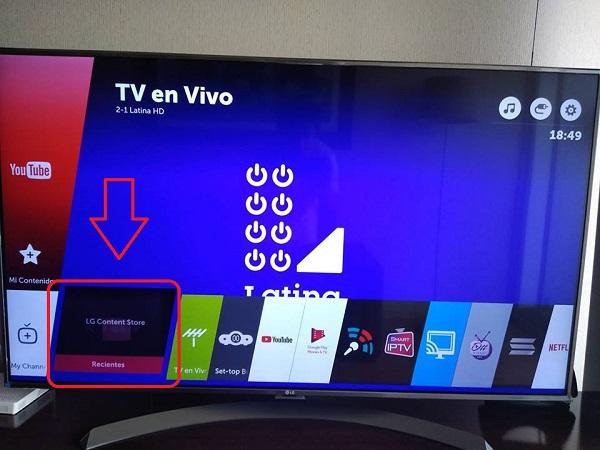 DUPLEX IPTV Configuración