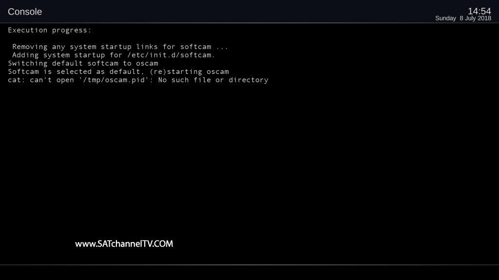 CCcam en OpenPLi