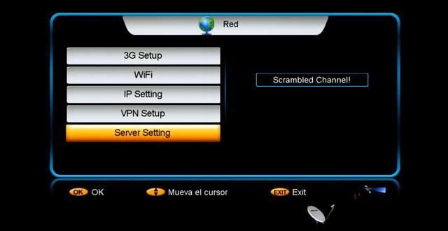 SATintegral S-1412 HD CCcam