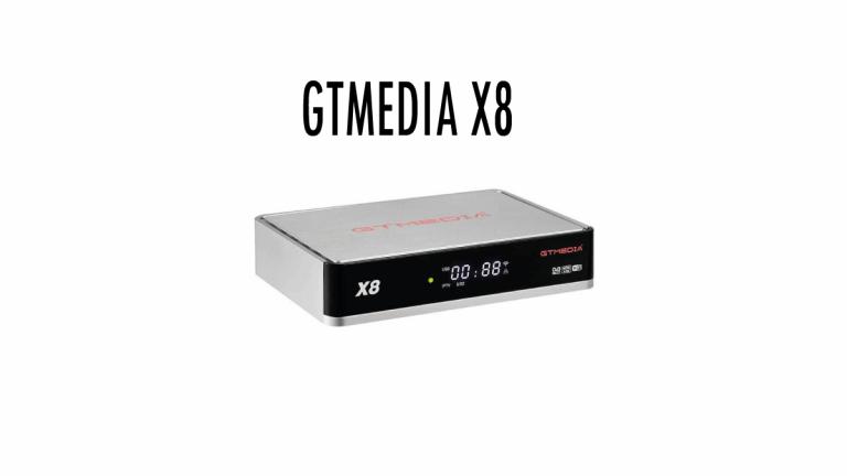 GTMEDIA-X8