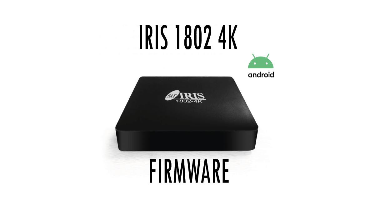 IRIS-1800-4K-Firmware