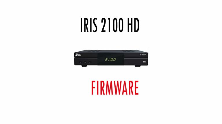 IRIS-2100HD-Firmware